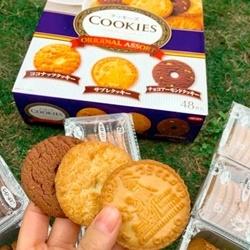 bánh cookies Nhật