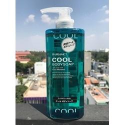 Sữa tắm nam Cool Body Soap Pharmaact