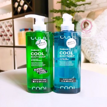 Sữa tắm cool body soap 600ml
