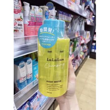 Nước tẩy trang Lululun reset water 500ml