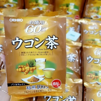 Trà nghệ mùa thu Orihiro 60 gói