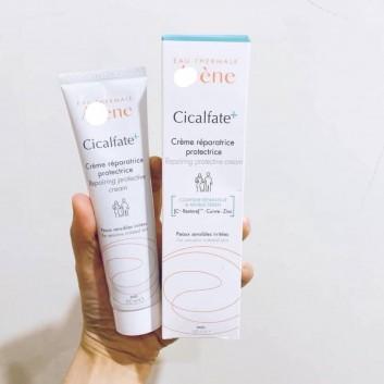 Kem tái tạo phục hồi mờ thâm Avene Cicalfate repair cream