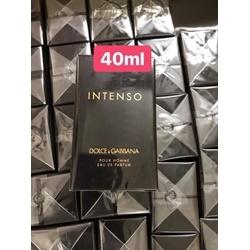 Nước hoa Dolce & Gabbana Intenso 40ml